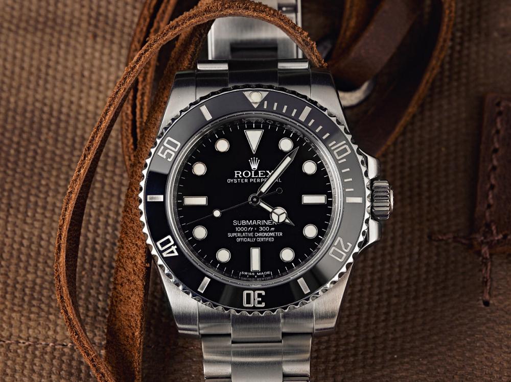 Rolex Ceramic Submariner 116610