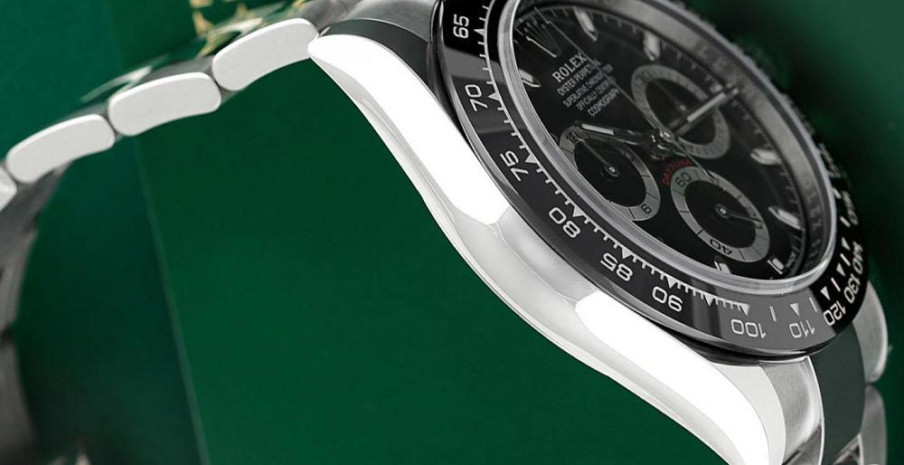 Vỏ Rolex Daytona 116500LN Black Thickness
