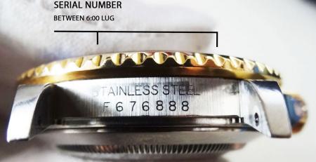 Tại sao không nên công khai số Serial Number đồng hồ của bạn?