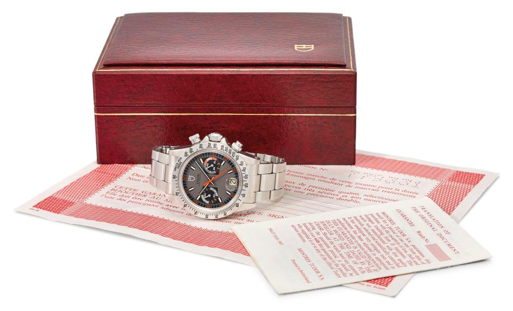 Đồng hồ Tudor với giấy chứng nhận và hộp