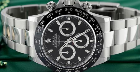 Đánh giá đồng hồ Rolex Cosmograph Daytona 116500LN Black