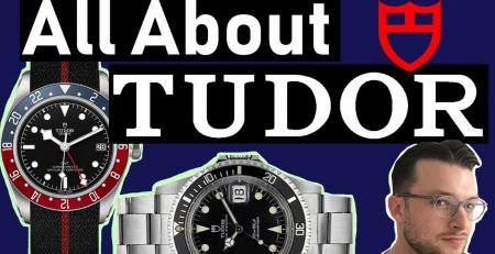 Hướng dẫn mua đồng hồ Tudor - Tất cả mọi thứ bạn cần biết