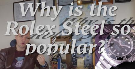 Lý do của sự thiếu hụt Rolex thể thao bằng thép trên thị trường đồng hồ