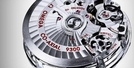 Tìm hiểu chi tiết bộ máy cơ tự động Omega Calibre 9300
