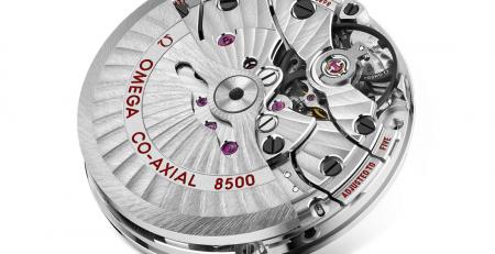 Tìm hiểu chi tiết về bộ máy Omega Calibre 8500