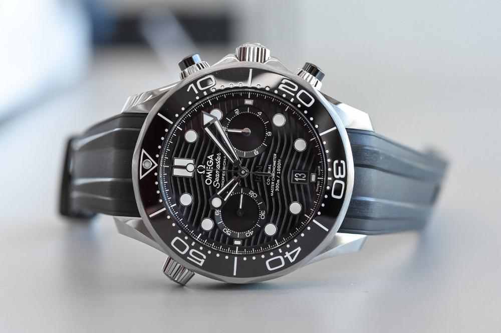 Omega Seamaster Diver 300M Chronograph Master Chronometer