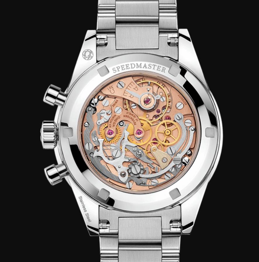 "Đồng hồ Omega Speedmaster-Moonwatch-321 ""Ed White"" Stainless Steel 311.30.40.30.01.001"