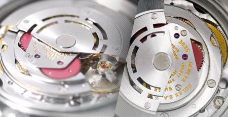 Tìm hiểu bộ máy Rolex calibre 3035