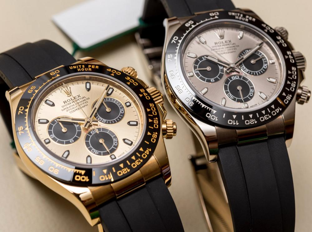 Đồng hồ Rolex Cosmograph Daytona Chronograph