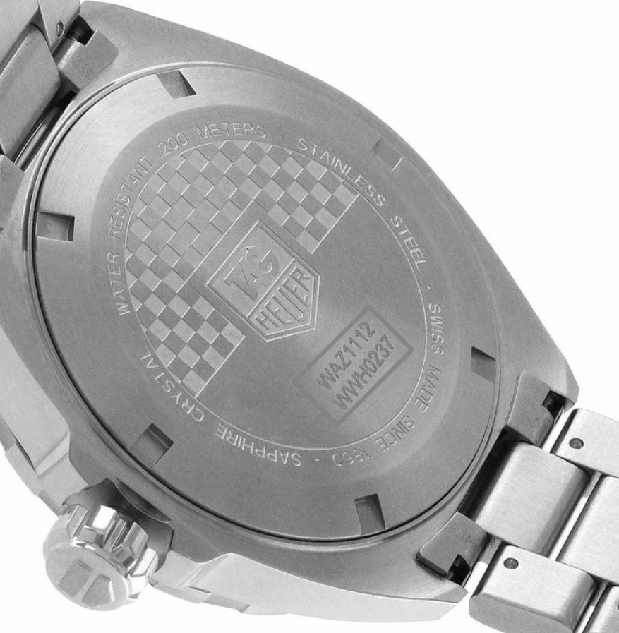 Số Serial TAG Heuer