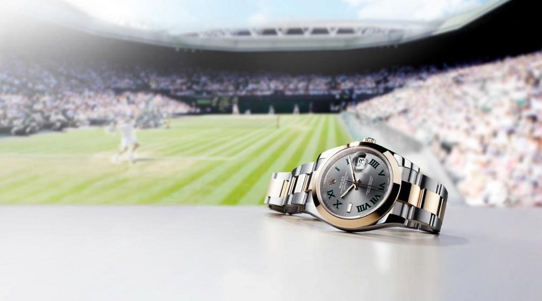 Mối quan hệ huyền thoại giữa Rolex và Wimbledon