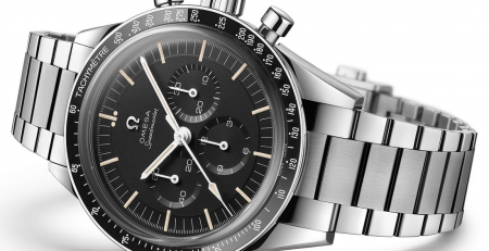 "Đồng hồ Omega Speedmaster 321 Stainless Steel ""Ed White"" mới trong năm 2020"