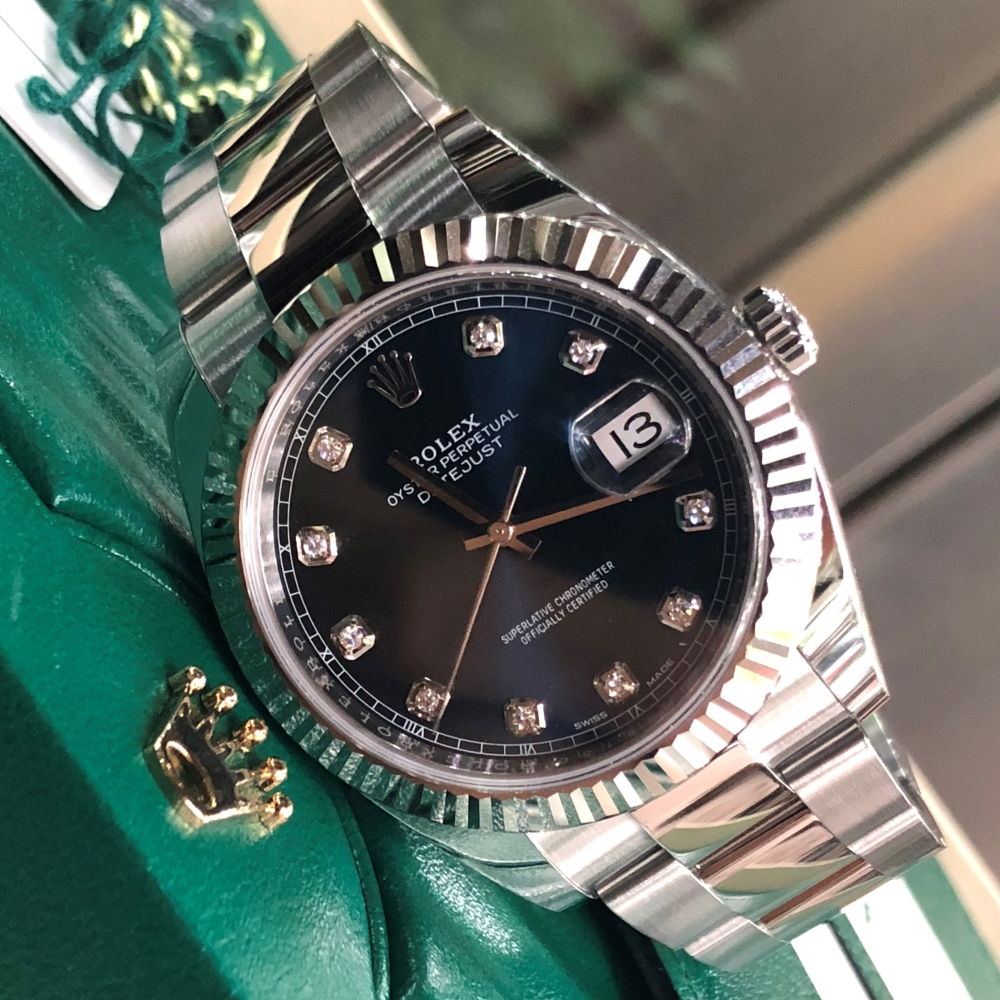 Rolex Datejust 126234 Diamond