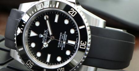Trọng lượng của đồng hồ Rolex thông thường