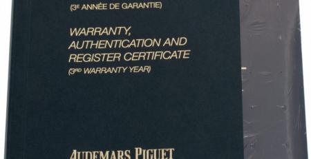 Bảo hành Audemars Piguet: Xem hướng dẫn đầy đủ
