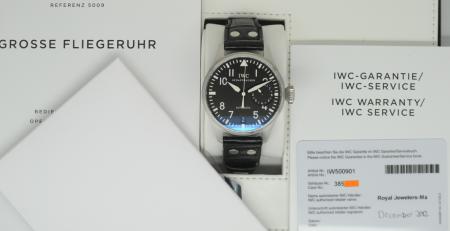 Bảo hành đồng hồ IWC: Xem hướng dẫn đầy đủ