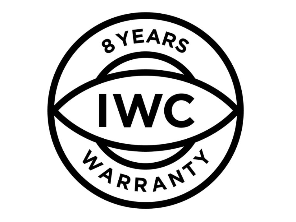 Bảo hành 8 năm của IWC