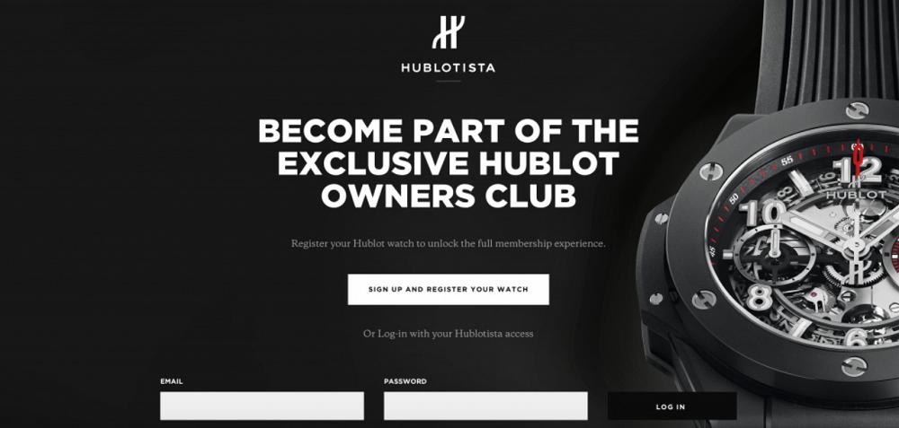 Câu lạc bộ Hublotista