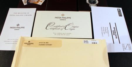 Bảo hành Patek Philippe: Xem hướng dẫn đầy đủ