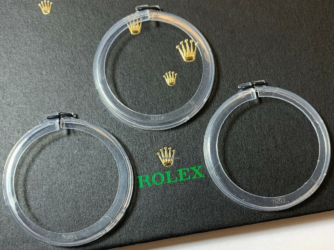 Vòng đệm bảo vệ khung Bezel Rolex: Xem hướng dẫn đầy đủ