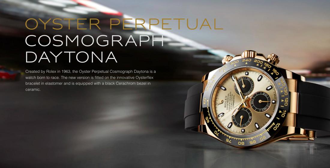 Bộ máy Rolex Daytona: Những bộ máy sử dụng trên Daytona?