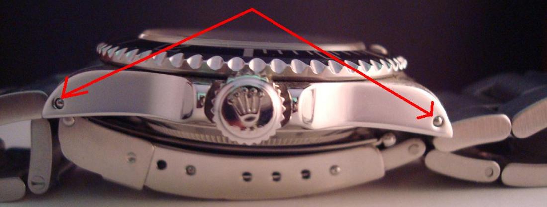 Rolex Lug Holes là gì?