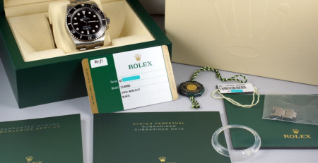 Tôi có thể bán Rolex mà không cần giấy tờ gốc?