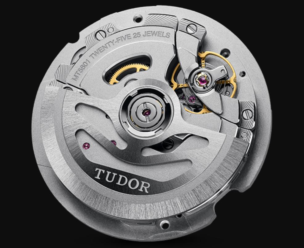 Bộ máy Tudor Calibre MT5601