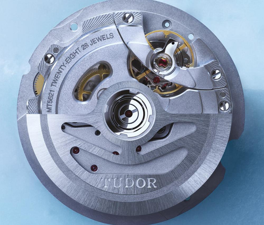 Bộ máy Tudor Calibre MT5621