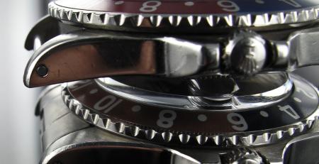 Làm thế nào để biết Rolex chưa được đánh bóng?