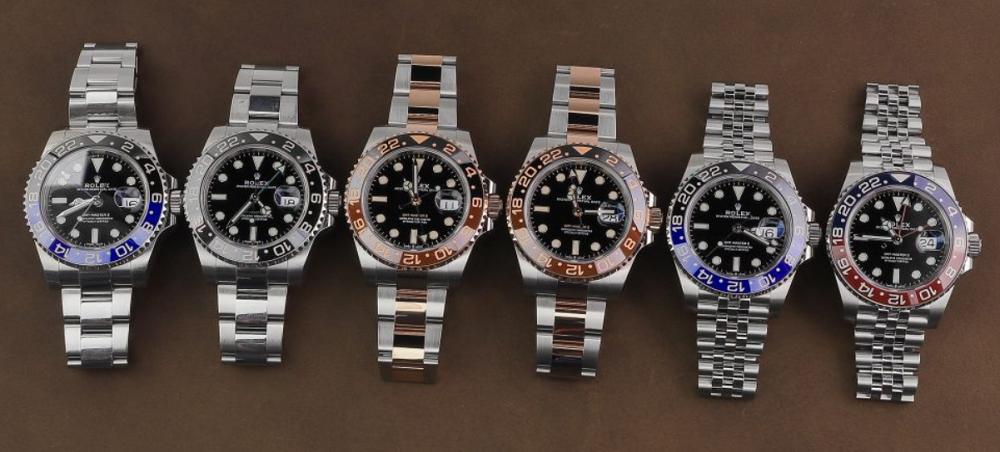 Sự khác biệt giữa giá bán và chi phí (markup) trên đồng hồ Rolex