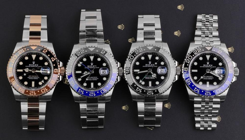Giá bán bán đồng hồ Rolex khác nhau tùy thuộc vào quốc gia