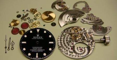 Chi phí dịch vụ sửa chữa và bảo dưỡng đồng hồ Rolex hoàn chỉnh là bao nhiêu?