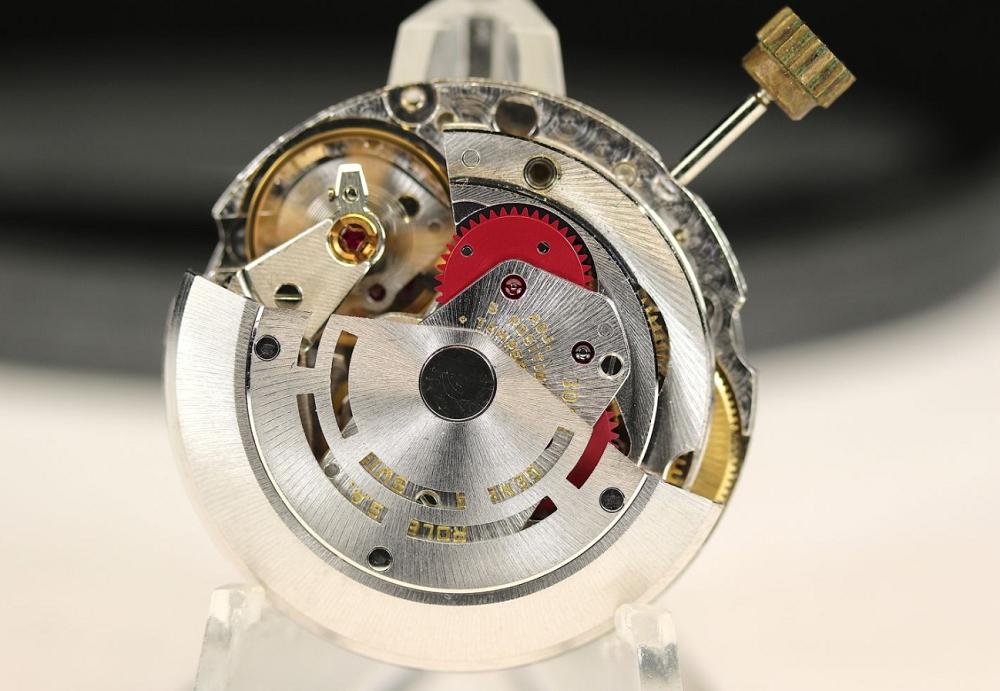 Bộ máy Rolex Calibre 3085