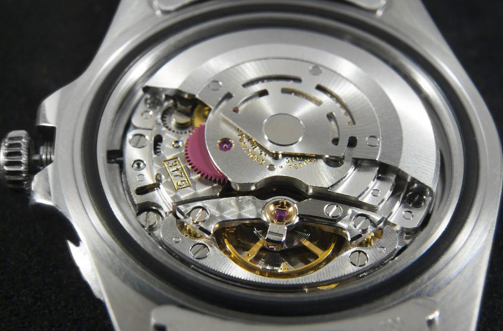 Bộ máy Rolex Calibre 3175