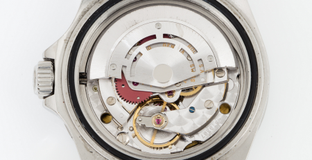 Tìm hiểu bộ máy Rolex Calibre 3000