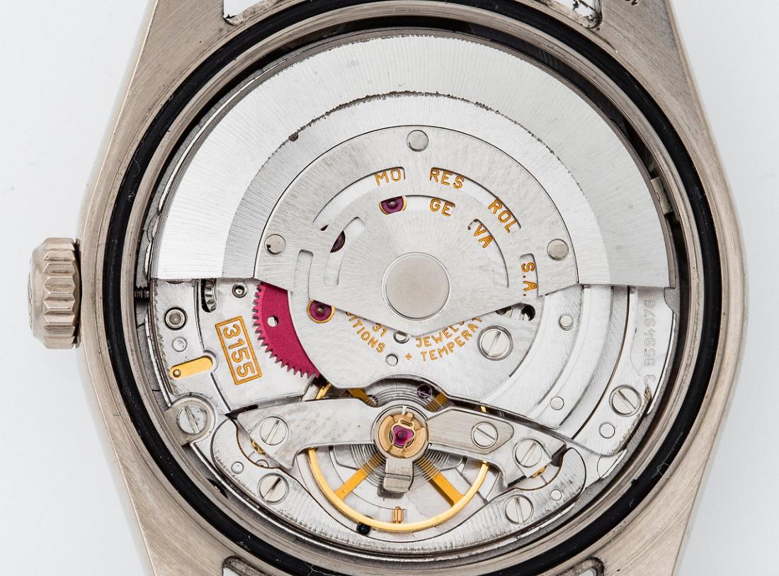 Tìm hiểu bộ máy Rolex Calibre 3155