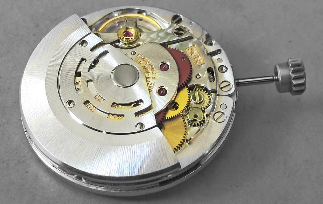 Tìm hiểu bộ máy Rolex Calibre 3175
