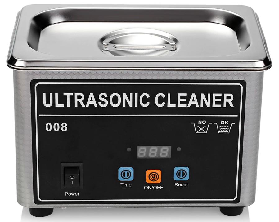 Vệ sinh đồng hồ Rolex bằng máy rửa siêu âm