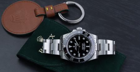 Những lưu ý khi mua đồng hồ Rolex đã qua sử dụng