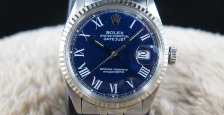 Mặt số Rolex Buckley là gì?