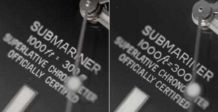 Phân biệt đồng hồ Rolex Submariner 116610LN thật và giả