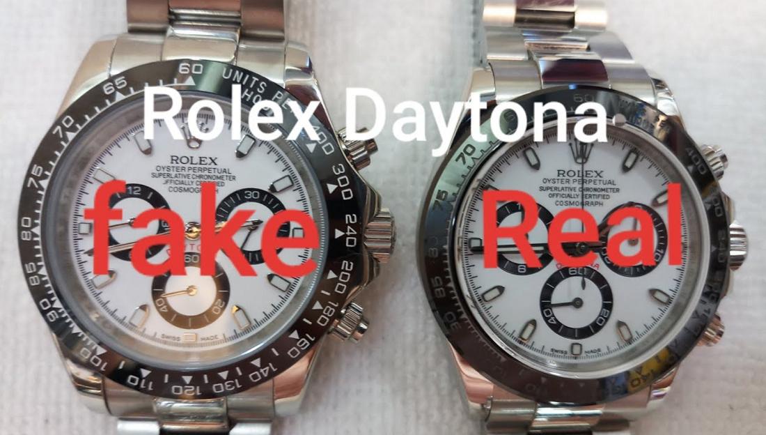 Chiếc đồng hồ Rolex siêu Fake đã bị phát hiện như thế nào