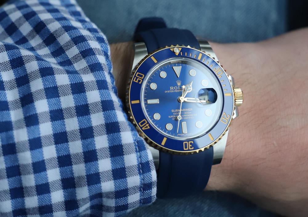 Đồng hồ Rolex 116613LB