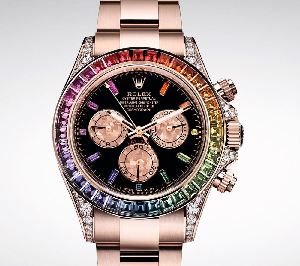 Rolex Daytona 116595
