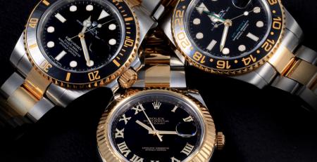 Rolex Rolesor là gì?