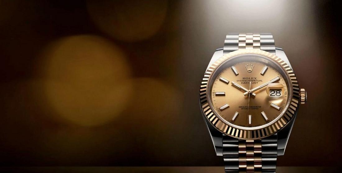 Rolex Two Tone - Nó là gì?