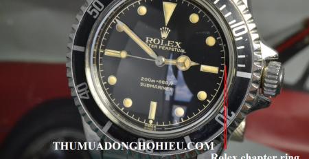 Rolex chapter ring là gì?