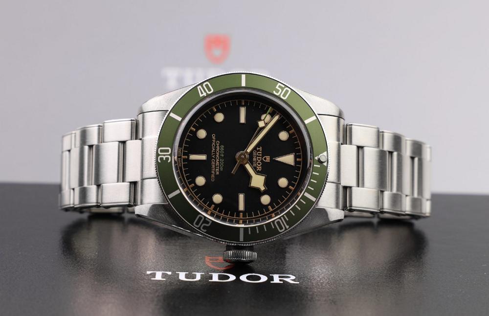 Tudor Black Bay Harrods Edition reference 79230G