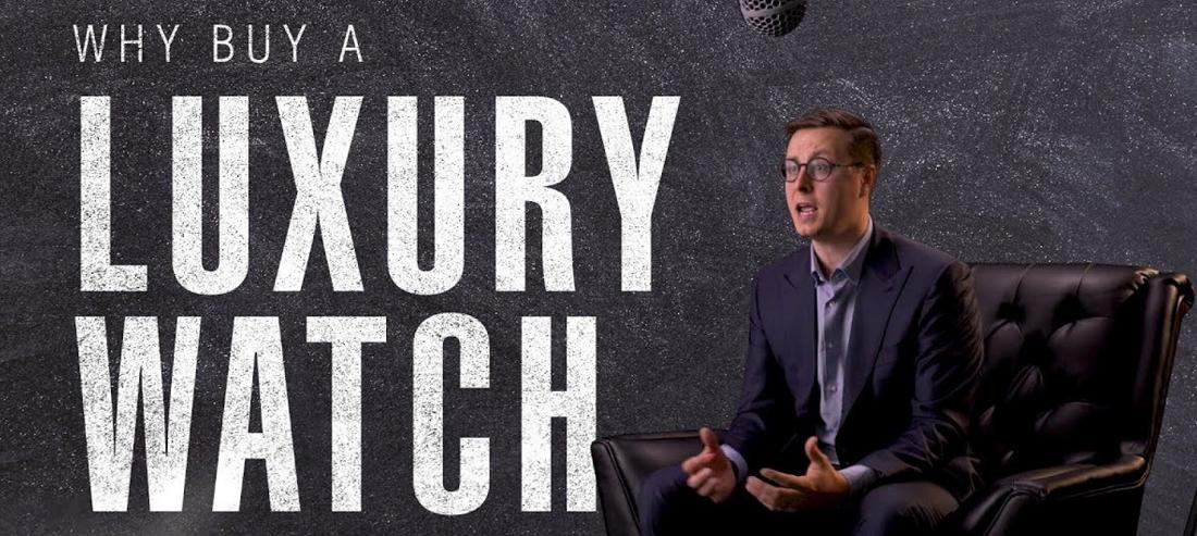 Vì sao bạn nên mua đồng hồ Luxury?